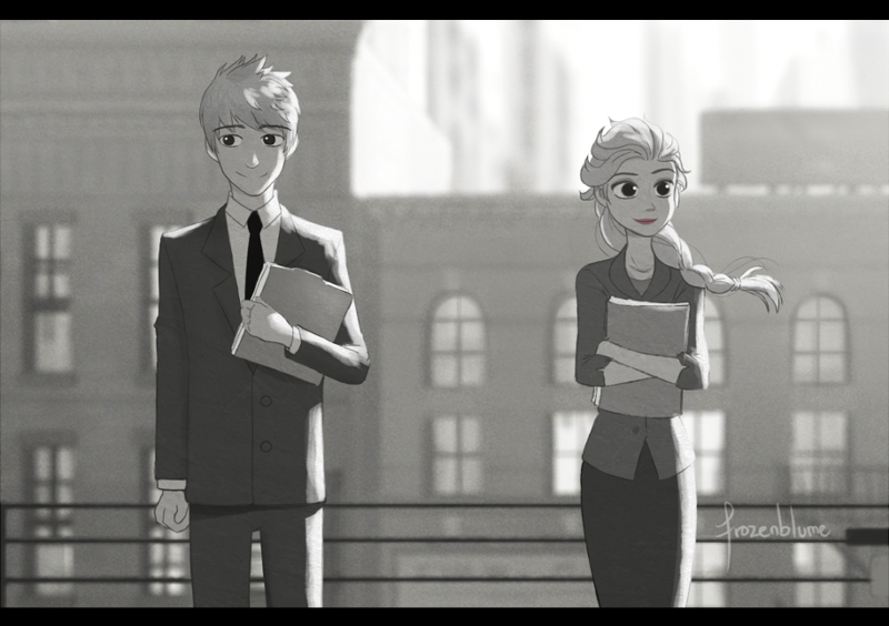 paperman__jelsa__by_frozenblume-d7hww0k